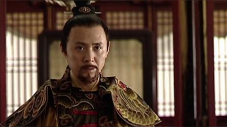 大明王朝:儿子对仆人无比亲切,让裕王妒火中烧,眼神像要杀人