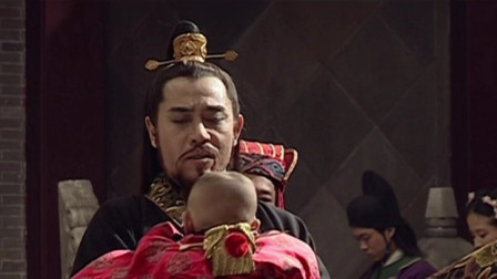 大明王朝:皇长孙带上冠冕,不料却被嘉靖帝摘下,裕王顿时吓傻