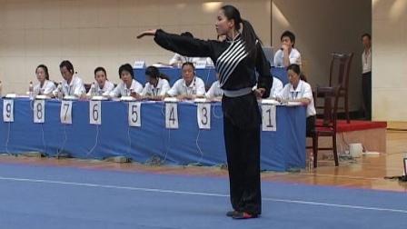 2006年全国青少年武术套路锦标赛 女子长拳 007 赵航