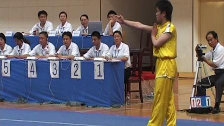 2006年全国青少年武术套路锦标赛 女子长拳 008 李嘉旗