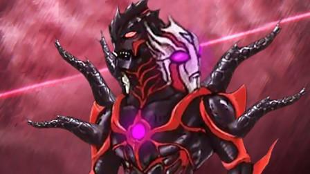 奥特曼中有四大黑暗战神,一旦集齐,神秘四奥都要躲着走?
