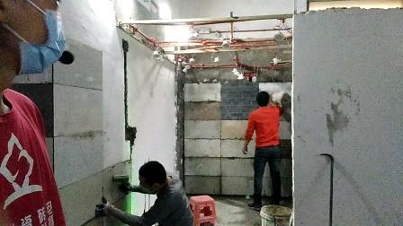 一天学会贴厨房墙面瓷砖培训课程