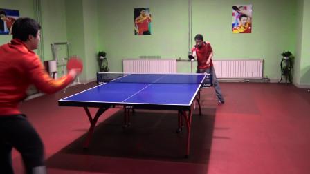打乒乓球时,如何利用重复线路,让对方防不胜防?