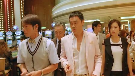 刘青云在澳门开赌场,32间赌场年入千亿,比印钞票的银行还赚钱