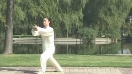 邱慧芳—42式太极拳全套演练