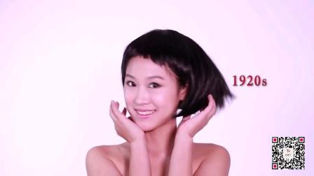 中国妆容变化史,居然又不穿衣服