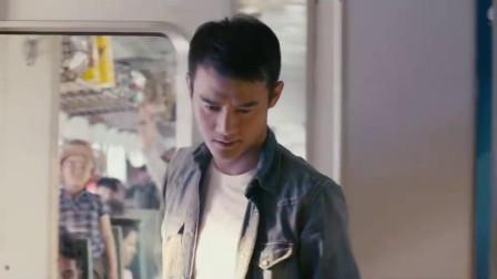 如果蜗牛有爱情:火车上一女子遭遇抢劫,王凯挺身而出,真霸气!