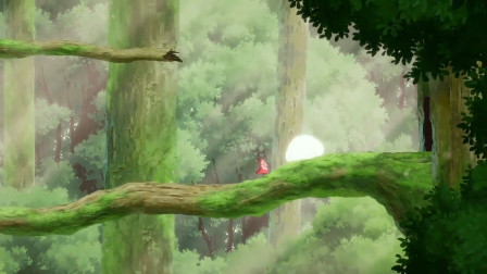 唯美吉卜力动画风横板2D游戏《Hoa》游戏发售预告