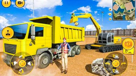 最新工程车挖掘机装载车推土机85