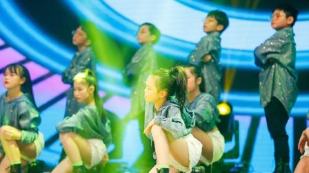 136 少儿集体街舞《舞技爵起》星耀杯2020舞蹈展演