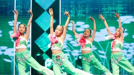 140 少儿舞蹈《且吟春雨》星耀杯2020舞蹈展演