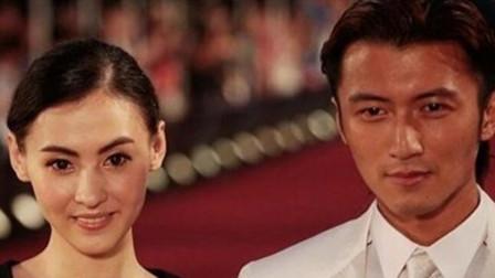 """谢贤公开说明:""""自己是非常不原因霆锋和柏芝离婚的,可他会尊重儿子的选择""""!"""
