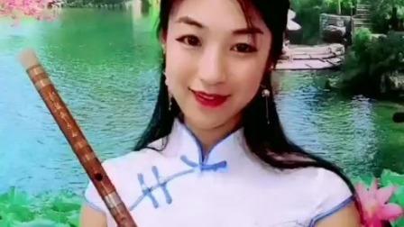 《走天涯》竹笛版,G调两节瑾儿乐坊专业精品笛子