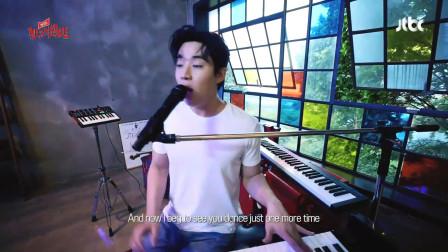 【中字】刘宪华《Dance Monkey+Attention 》屋内演唱会live