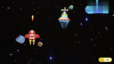 孩子爱看动画宝宝巴士:抓捕太空逃犯