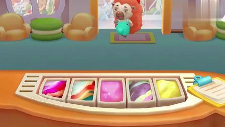 孩子爱看动画宝宝巴士:宝宝梦幻冰淇淋