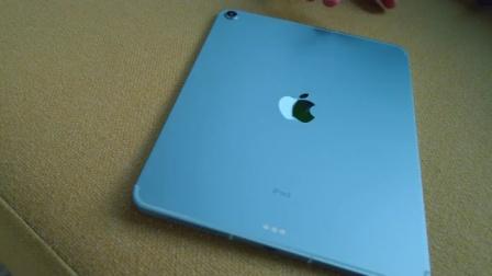 来看看全新iPad air4(中国大陆版本)