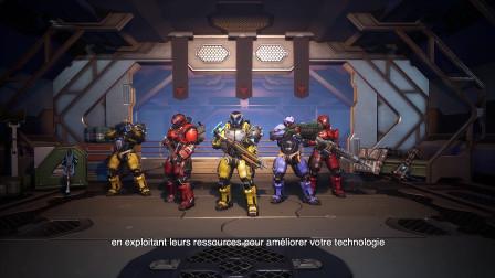 2021.6.17人气战术生存游戏《红色至日》的正统续作Red Solstice 2: Survivors 游戏CG