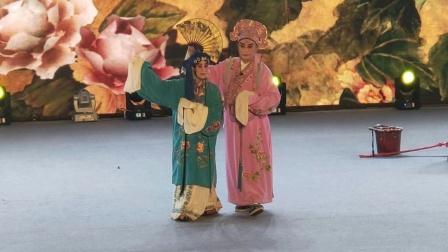 传统五音戏《蓝桥会》淄博市锦绣梨园艺术中心琛韵五音戏剧团演出