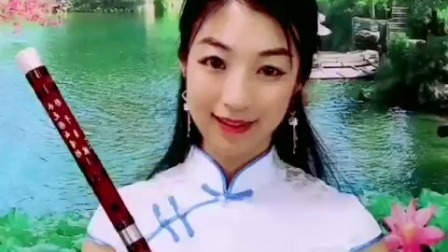 《西海情歌》竹笛版,F调两节瑾儿乐坊演奏级精品笛子
