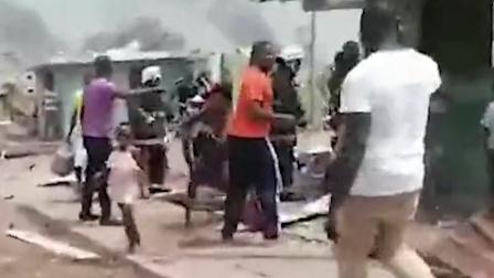 赤道几内亚严重爆炸事故已致20死600伤,7名中国公民受伤