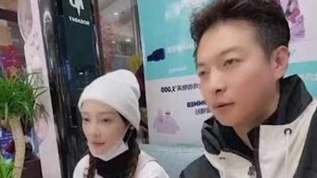 李小璐疑似曝光新恋情,与央视男主持一同滑雪,男方称其小美璐