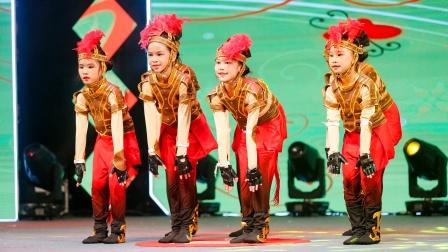 151 少儿舞蹈《小马奔腾》星耀杯2020舞蹈展演