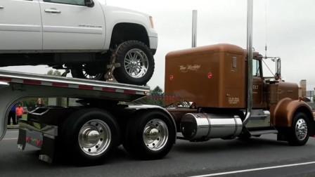 为什么大型的车轮更换需要很高的技巧?