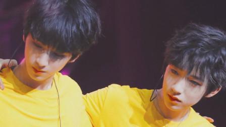 贺峻霖和严浩翔不仅眼中有彼此,而且心中也有彼此,两人如兄如弟的在一起成长