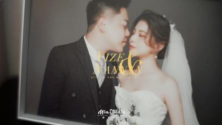 MIUSWedding 缪斯映画 / YIZE & NANNAN婚礼快剪