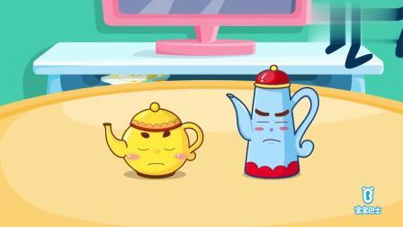 孩子爱看动画宝宝巴士:我是一只小茶壶