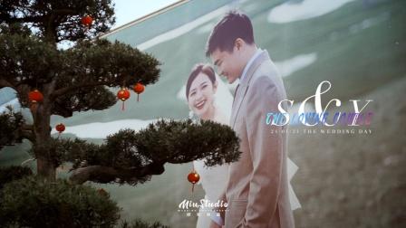 MIUSWedding 缪斯映画   S & Y 婚礼电影