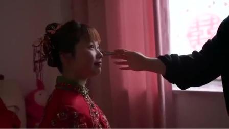 新郎艺君接新娘前后精彩花絮