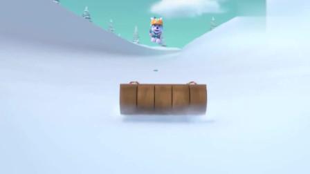 汪汪队立大功:冰雪运动最炫酷,想要学习吗,那就过来吧