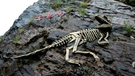 清远古龙峡大瀑布群 1