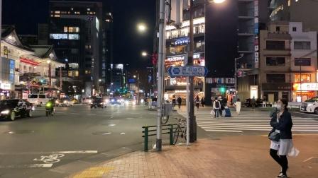 【玉帝之杖】2021年3月在日本东京银座附近走走看看-何冠霖