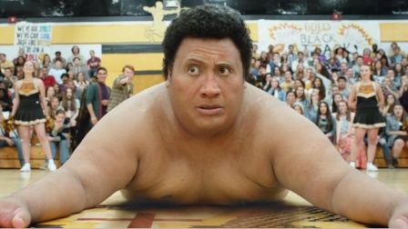300斤胖子苦练20年肌肉,变超级特工!