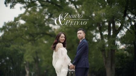 MIUSWedding ZHIHAO & PEIYAO婚礼电影