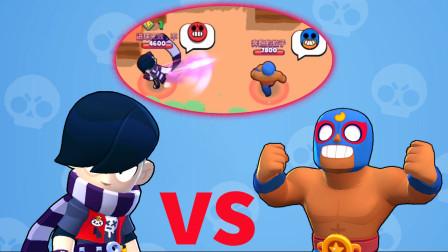 荒野乱斗:1个箱子引发的决斗,普里莫vs艾德加,谁能获胜?