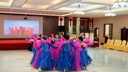 江油国际舞协会2020年年终总结暨文艺汇演