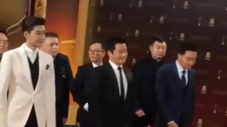 张翰经常和吴京在一起玩,期待他们合作的电视