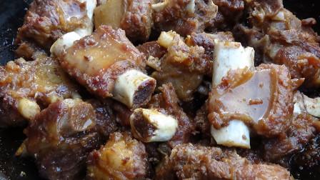 红烧排骨的懒人做法,软烂入味,一撕就脱骨,即好吃又简单