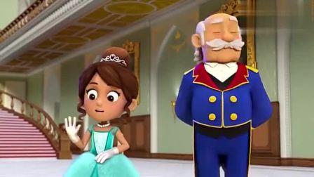 汪汪队:阿奇很敬业,大半夜守护在皇冠旁边,狗狗真厉害