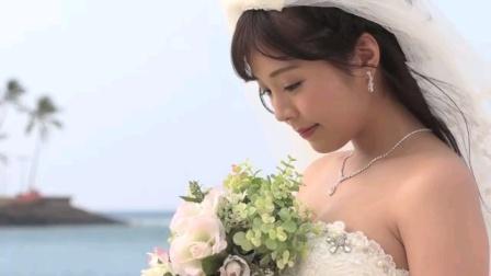 (愛看內衣秀的空間)川村那月 海邊性感婚紗寫真