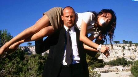 肌肉猛男爱上中国少女,不惜为她灭掉黑帮,动作电影玩命快递!