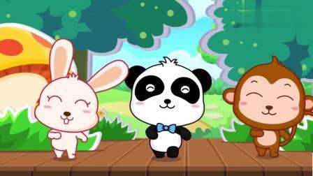 孩子爱看动画宝宝巴士:把舞儿跳起来
