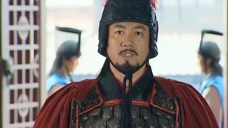 大汉:季安世率军出征,皇帝赐其尚方宝剑,获得生杀大权,赞!