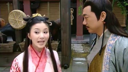 大汉:公主询问马奴身世,卫青瞬间明白其心意,公主害羞离开!