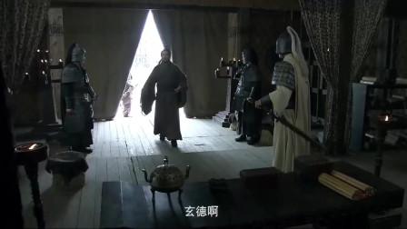 三国:刘备第一次放出了狠话,区区两三千人马也敢跟曹操硬碰硬