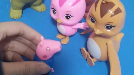 益智玩具:小朋友跟妈妈出门要拉好妈妈的手